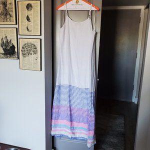 C&C California Linen Dress